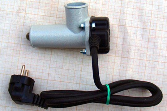 электрический предпусковой нагреватель