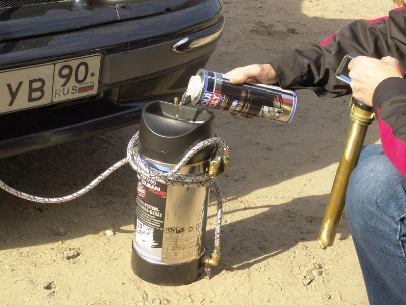 Прочистить топливную систему своими руками 949