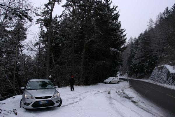 Как правильно тормозить с ABS (АБС) зимой
