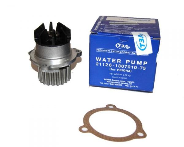 206 4 - Схема системы охлаждения приора с кондиционером