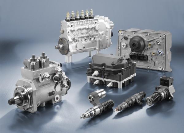 узлы дизельного двигателя