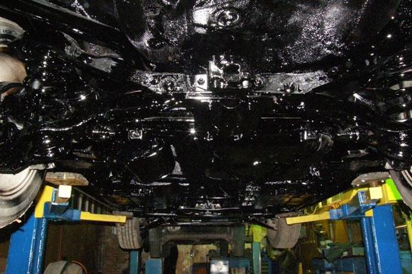 антикоррозионная обработка авто