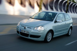 Volkswagen Polo Blue Motion
