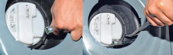 253 5 - Фильтр тонкой очистки лада ларгус