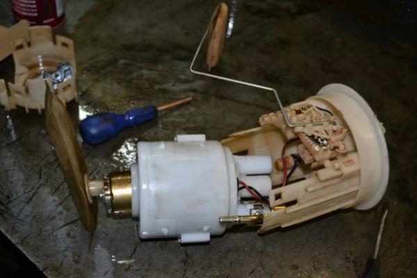 фильтр топливный ниссан х трейл 31