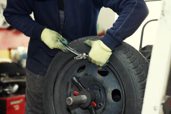 Балансировка колёс своими руками на станке видео