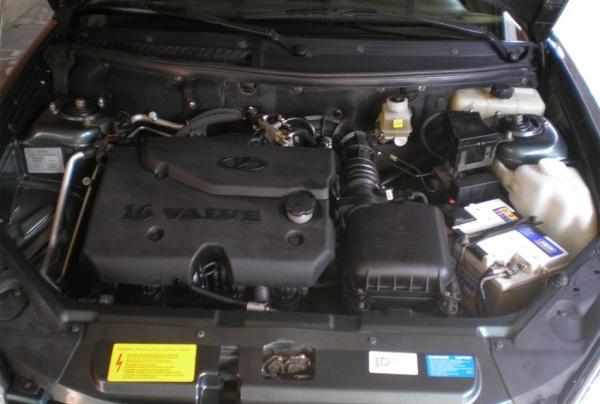 334 1 - Схема системы охлаждения приора с кондиционером