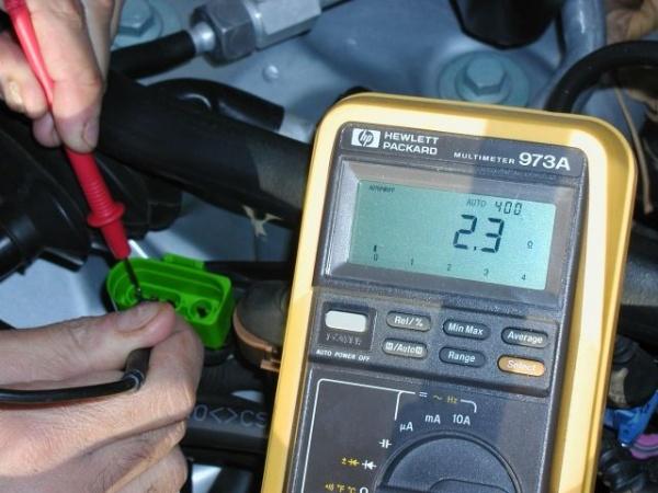 Проверка датчика кислорода своими руками