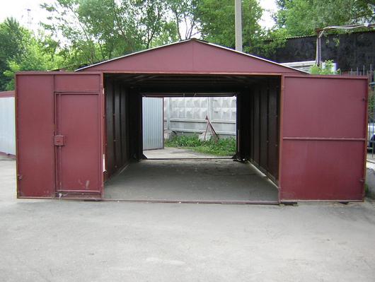 Оформление земли под гаражом в собственность