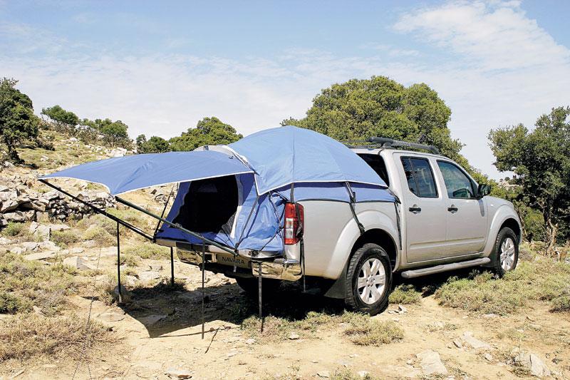 Палатки на пикапы своими руками