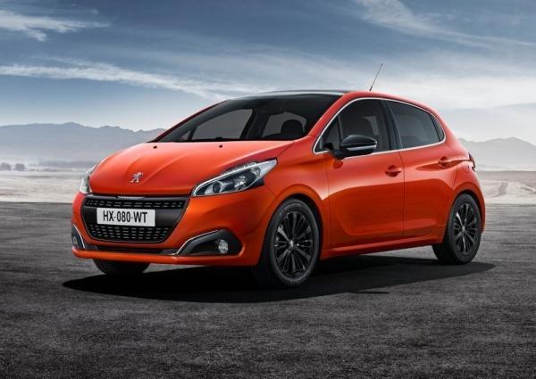 Peugeot 208 в 2018 году станет электрокаром