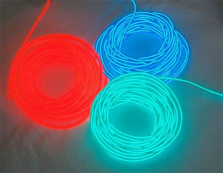Как сделать подсветку из неонов в 621