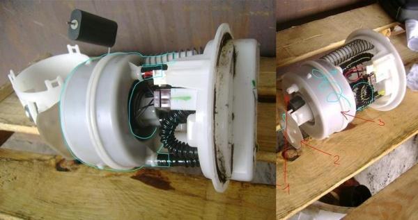 622 2 - Фильтр тонкой очистки лада ларгус