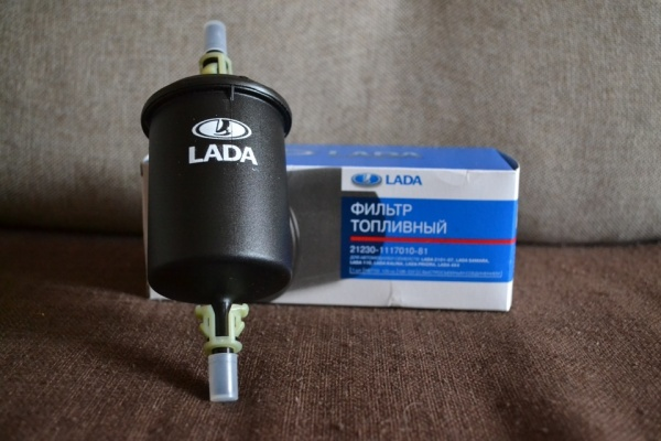 649 1 - Фильтр тонкой очистки лада ларгус