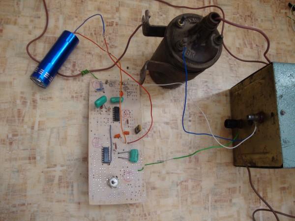 Стробоскоп для регулировки зажигания своими руками