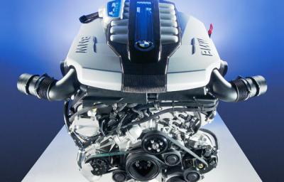 автомобильный двигатель на водородном топливе