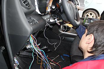 Замена сигнализации на автомобиле своими руками видео