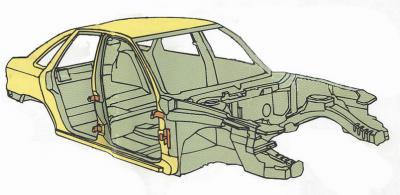 конструкции автомобиля