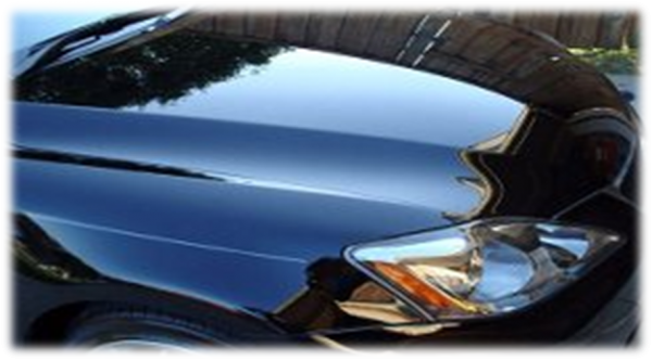 наносим покрытие авто жидким стеклом