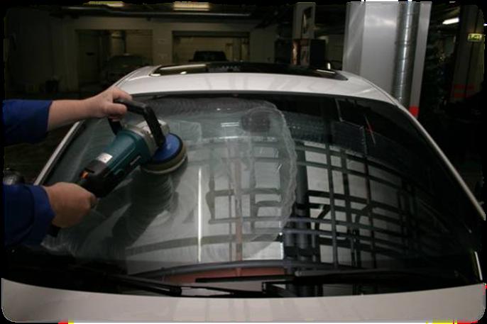 как убрать трещину на стекле телефона