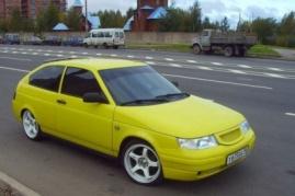 Ka9zo64xEc small - Тюнинг ваз 2112 купе фото