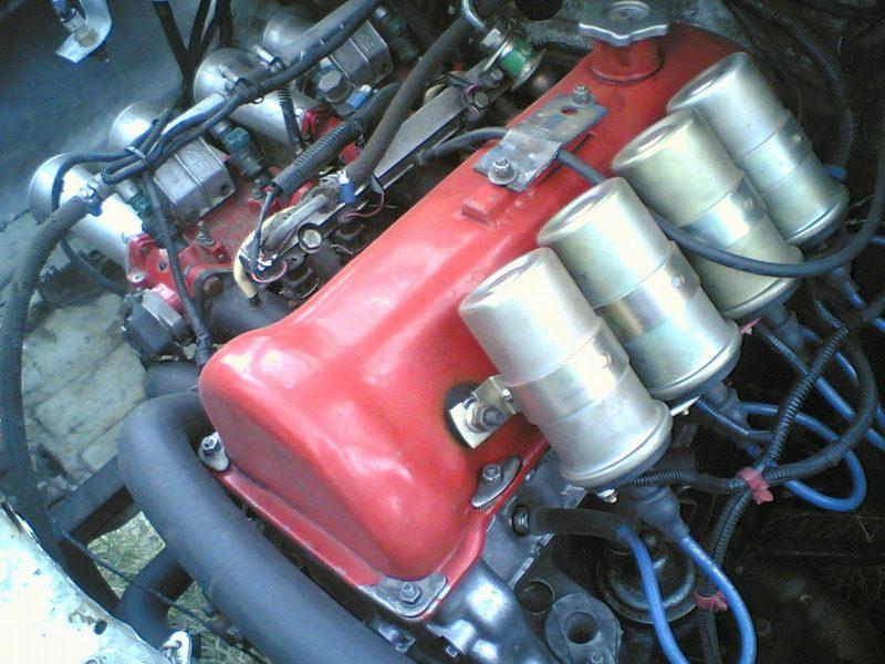 Как форсировать двигатель своими руками 124