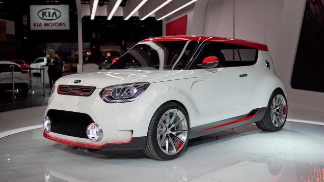 Автомобиль Kia Soul: новости, обзор, машина Киа Соул