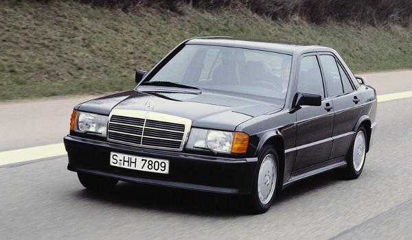 Развитие марки Mercedes