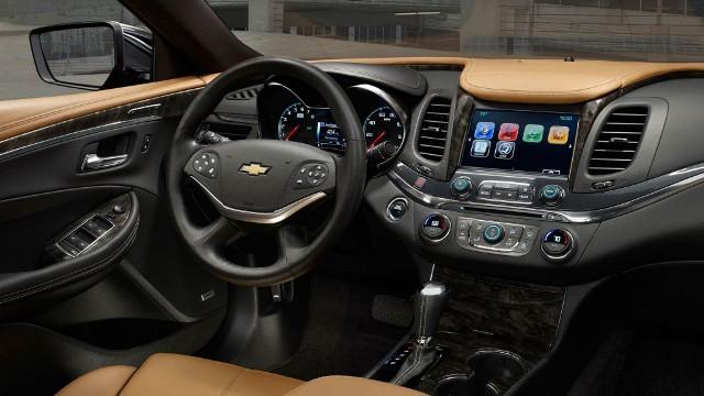 chevrolet impala 2015 ForChevrolet Impala 2015 Interior