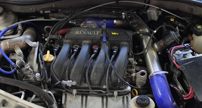 renault megane 2 тюнинг мотора