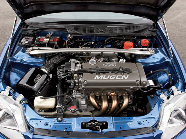 хонда цивик  двигателя