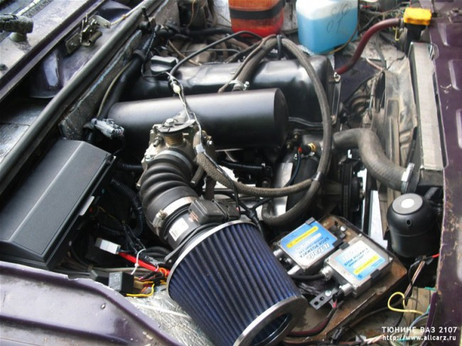 Прокачка двигателя ваз 2110