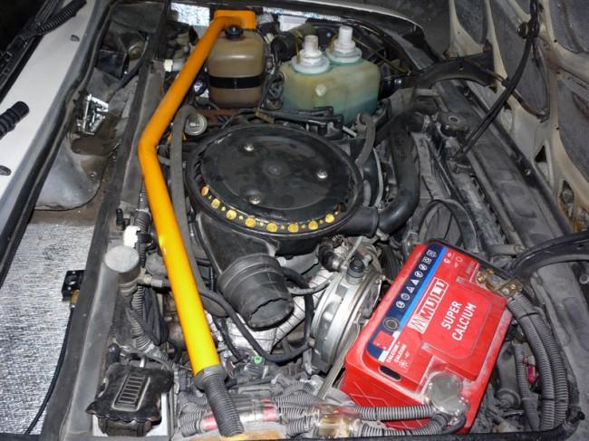 Фото двигателя жигулей 2106
