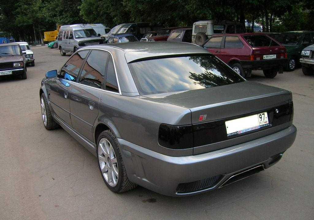 Audi 100 C4 Tuning