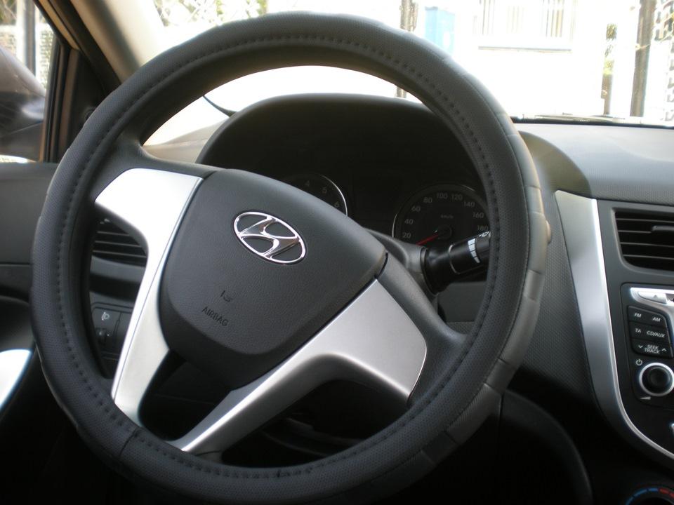 Чехол на руль фото