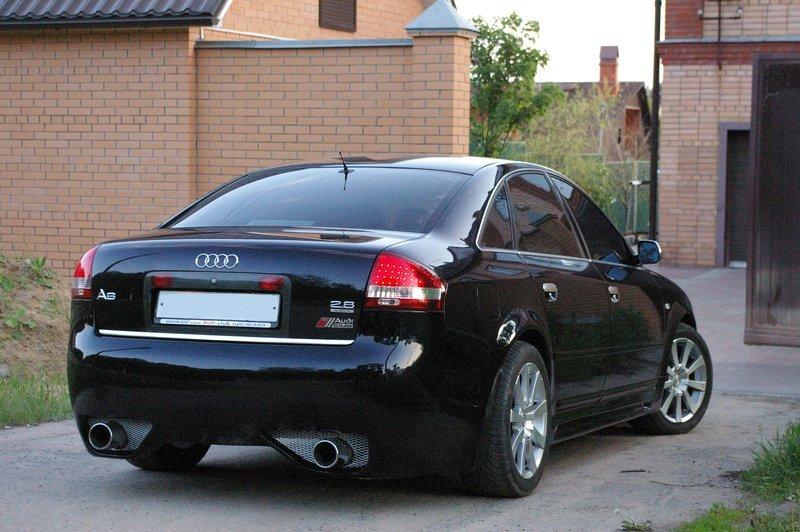 Audi a6 c5 тюнинг своими руками 19