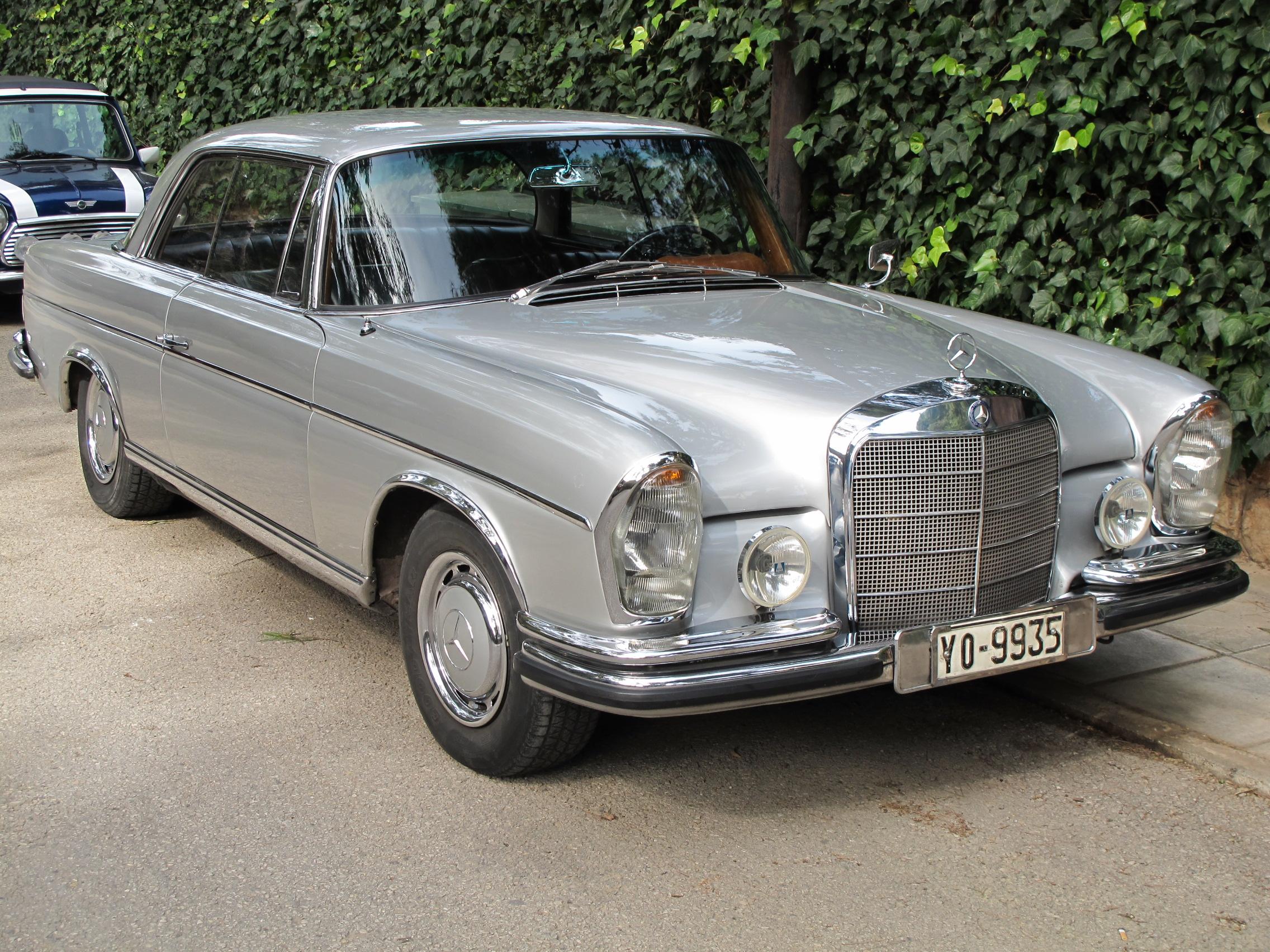 Mercedes история развития марки