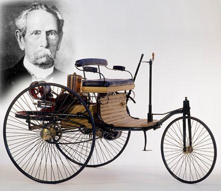 Карл Бенц основатель Mercedes