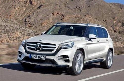 Mercedes-Benz - GLK - Технически характеристики, Разход на ...