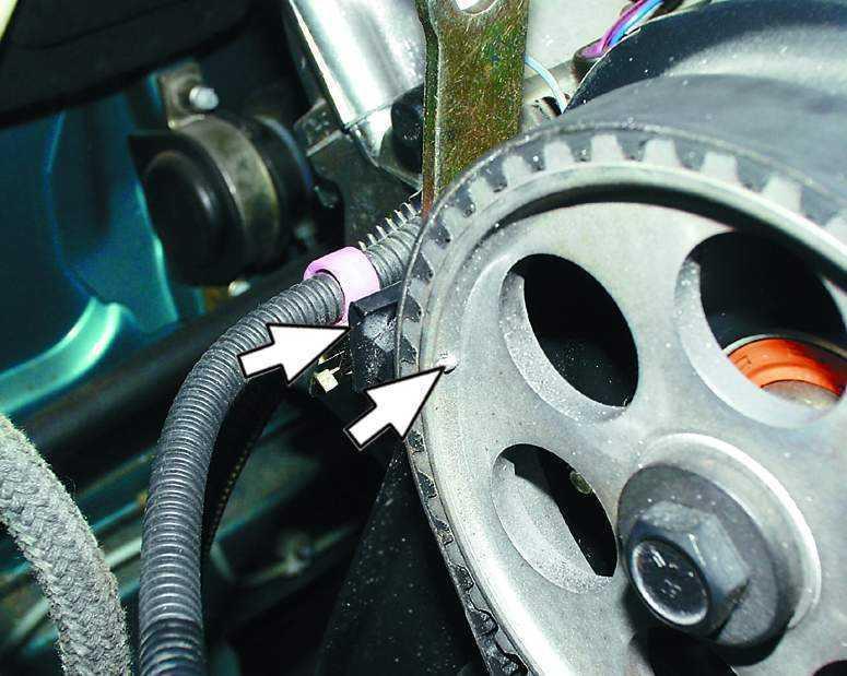 Фото №4 - выставить зажигание ВАЗ 2110 карбюратор