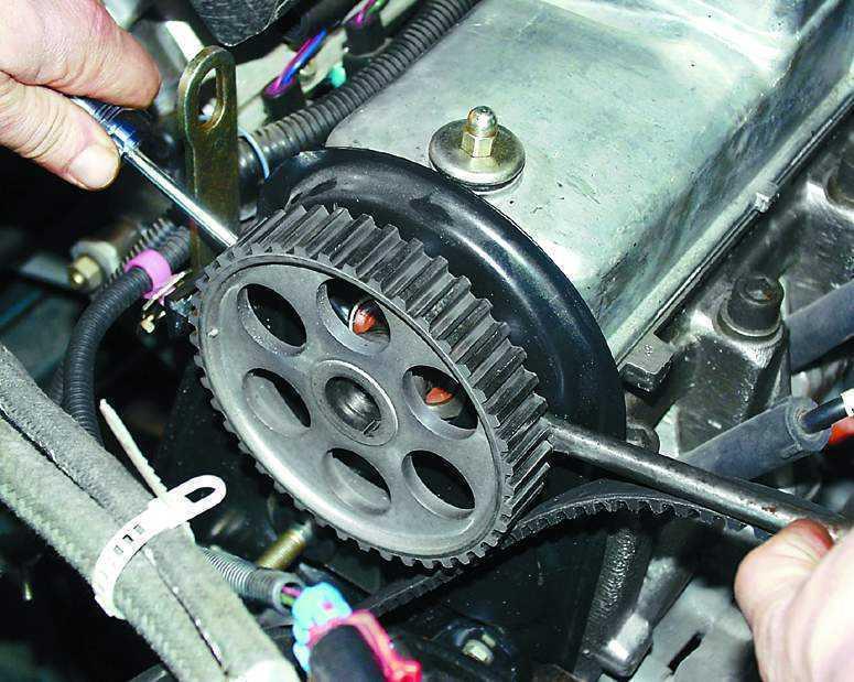 Фото №16 - шум в двигателе ВАЗ 2110