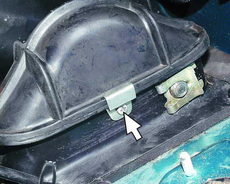 Фото №44 - замена трос сцепления ВАЗ 2110