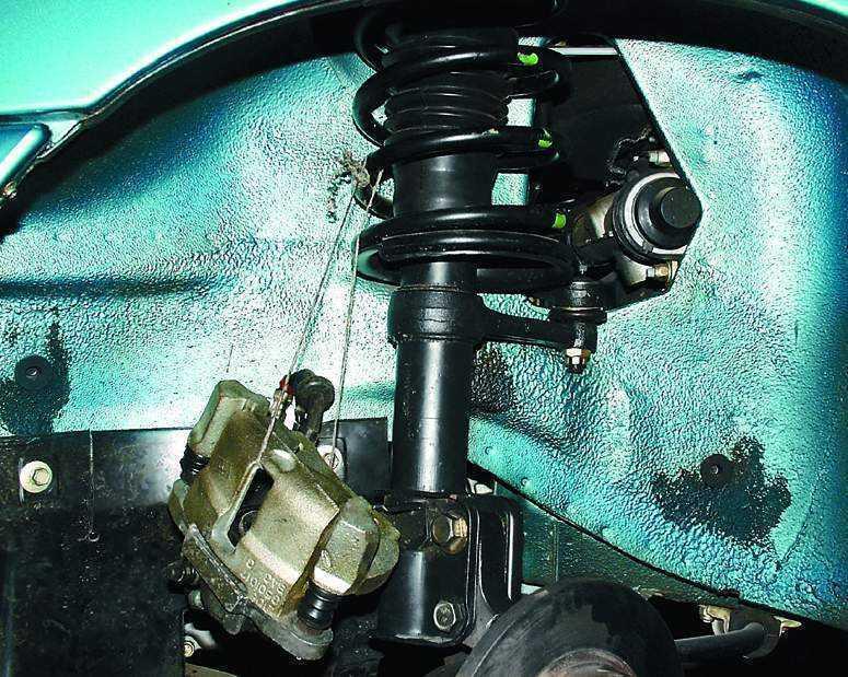 Фото №15 - греется переднее колесо ВАЗ 2110