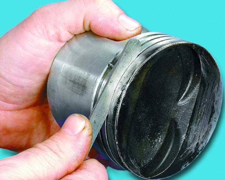 Фото №20 - допустимый зазор между поршнем и цилиндром ВАЗ 2110