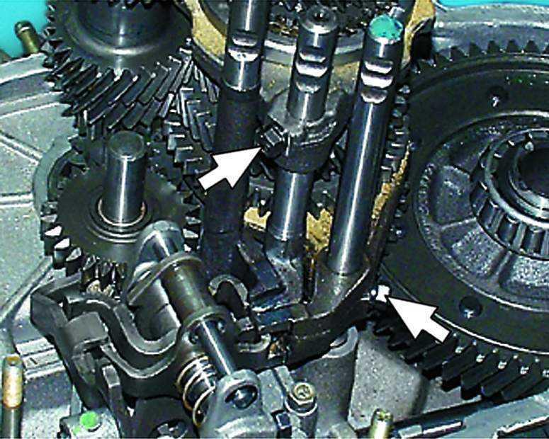 Фото №36 - ВАЗ 2110 ремонт коробки передач