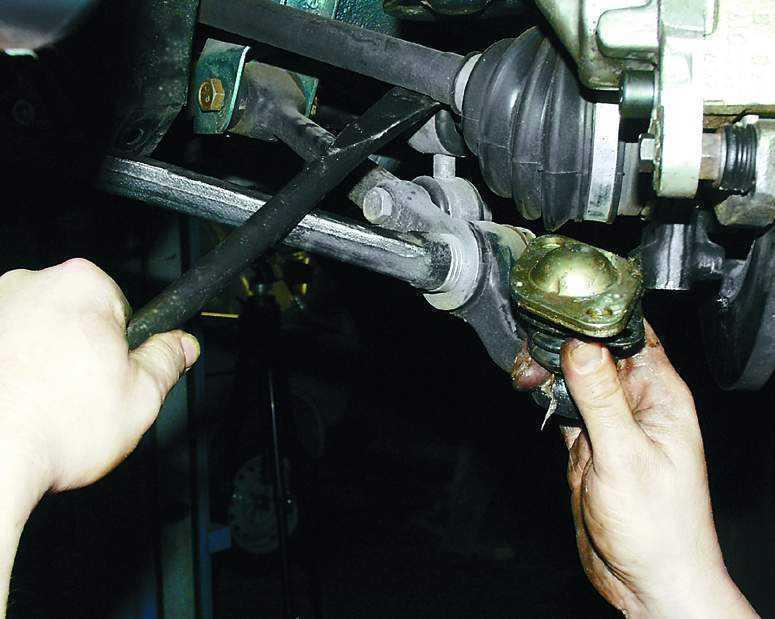 Фото №21 - диагностика подвески ВАЗ 2110 своими руками