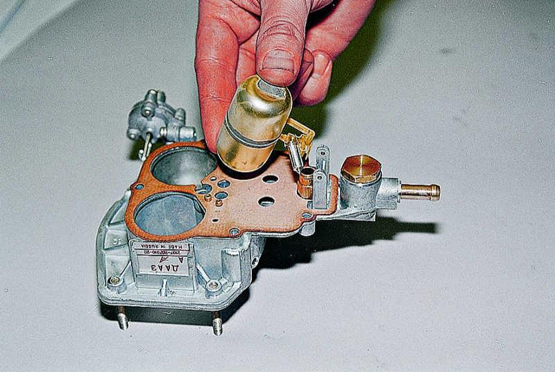 Как отремонтировать карбюратор своими руками