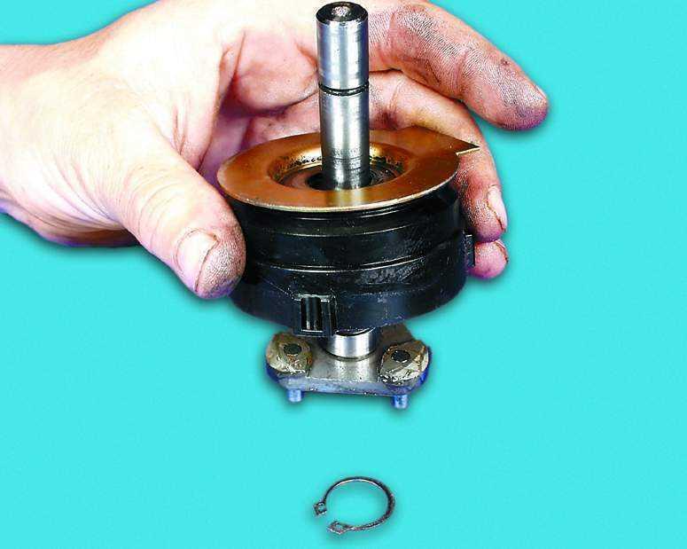 Фото №45 - как отремонтировать стартер ВАЗ 2110