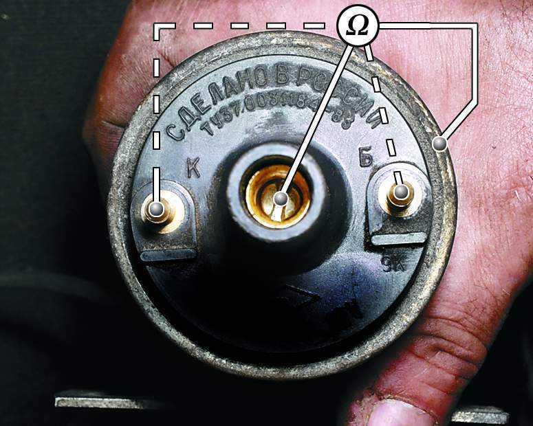 Фото №2 - ВАЗ греется катушка зажигания 2110