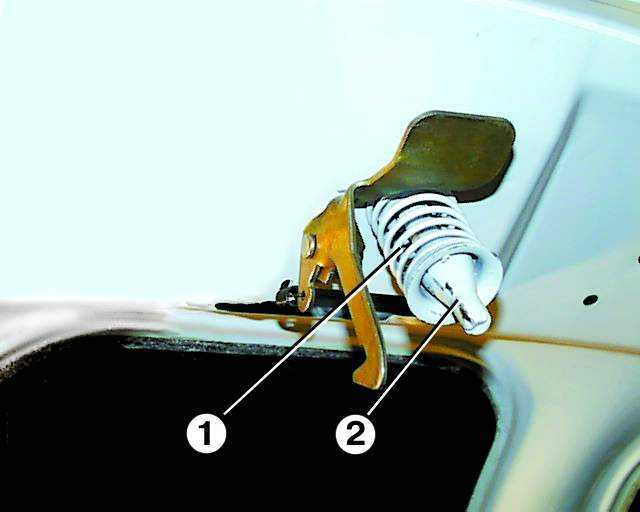установка ручки открывания капота газ 3110 наступлением